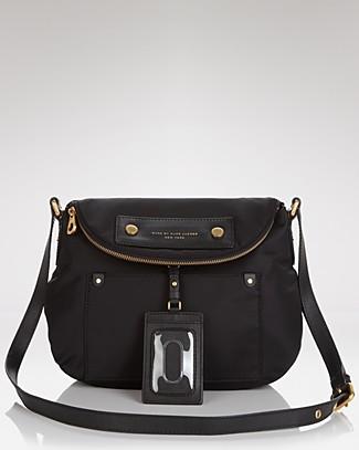 a5eabc375 Marc By Marc Jacobs 'Preppy Nylon - Sasha' Crossbody Bag In Black ...