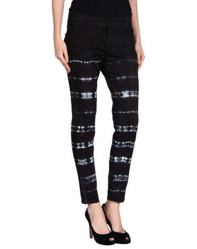 Stella Mccartney Denim Trousers In Black