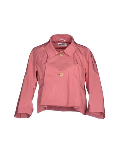 Jil Sander Blazer In Pastel Pink