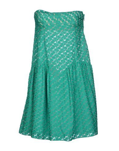 Missoni Short Dresses In Green