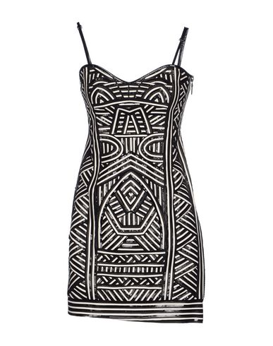 Emilio Pucci Short Dresses In Black