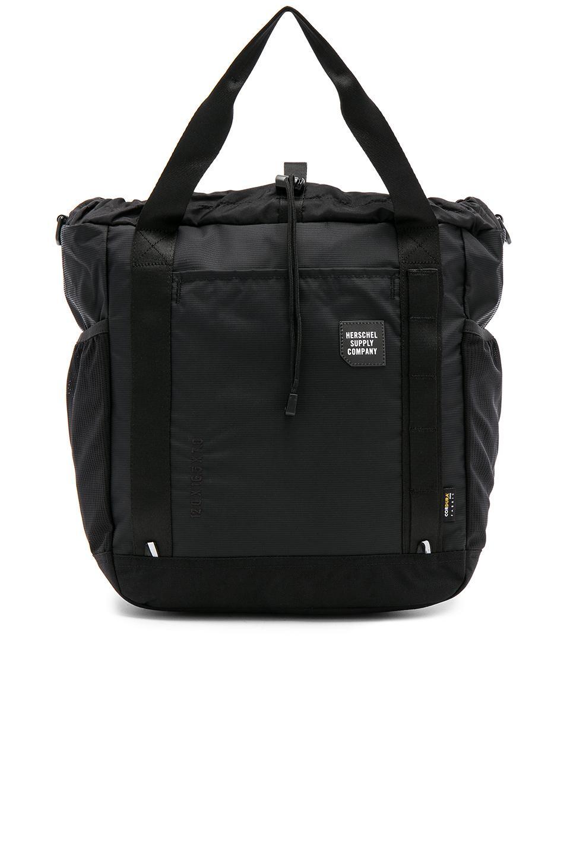 Herschel Supply Co. Barnes Trail Tote Bag - Black
