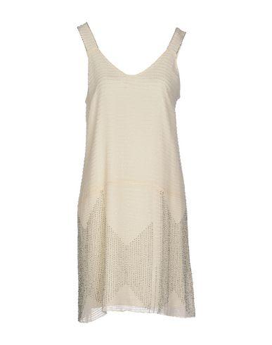 Joie Short Dress In Ivory
