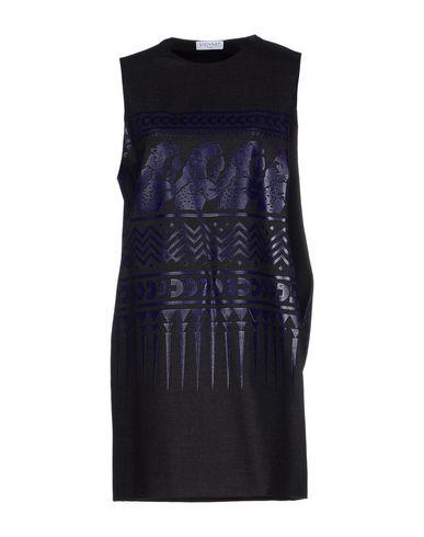 Vionnet Short Dress In Lead