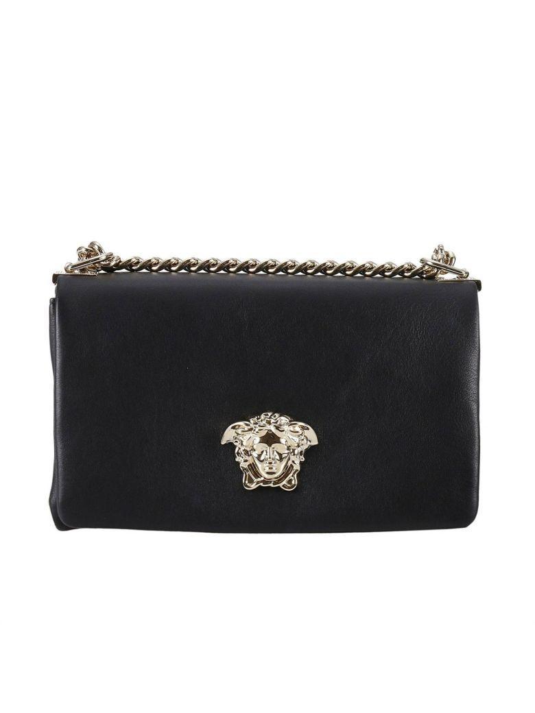 a0c4493dee0 Versace Black Small Palazzo Sultan Bag In Knjoc Black | ModeSens