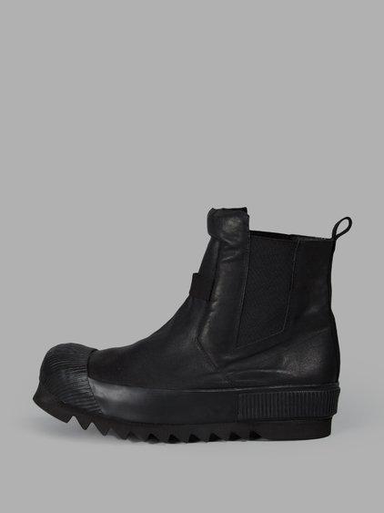 Boris Bidjan Saberi Men's Black Bamba Sneakers