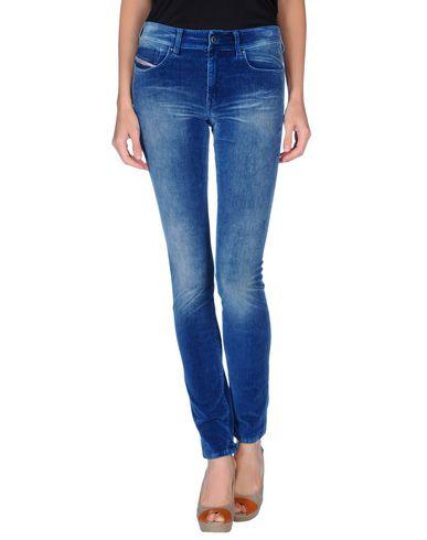 Diesel Denim Trousers In Blue
