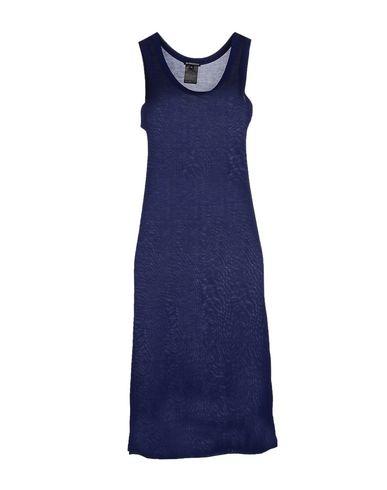 Ann Demeulemeester Knee-length Dress In Dark Blue
