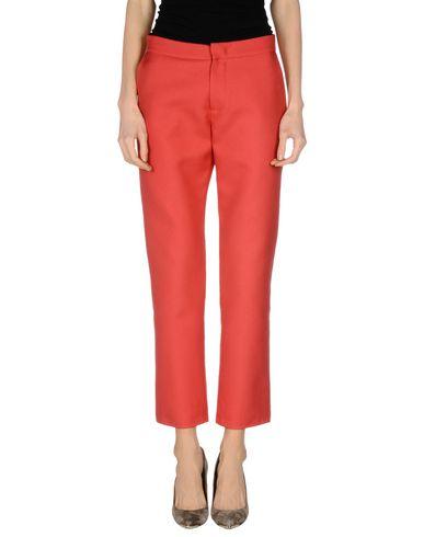 Jil Sander Casual Pants In Red