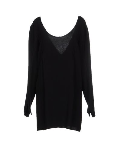 Marni Short Dresses In Black