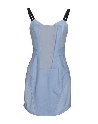 Barbara Bui Short Dress In Sky Blue