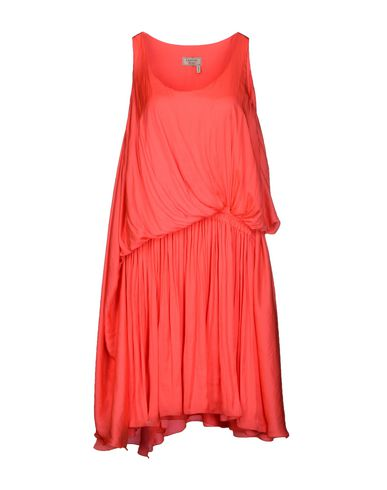 Lanvin Knee-Length Dress In Coral