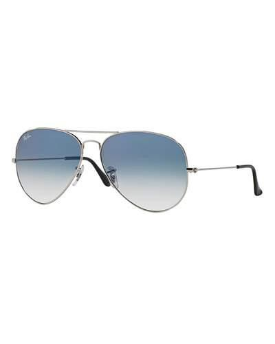 9e4215659508b Ray Ban Ray-Ban Unisex Rb3025 - Frame Color  Silver