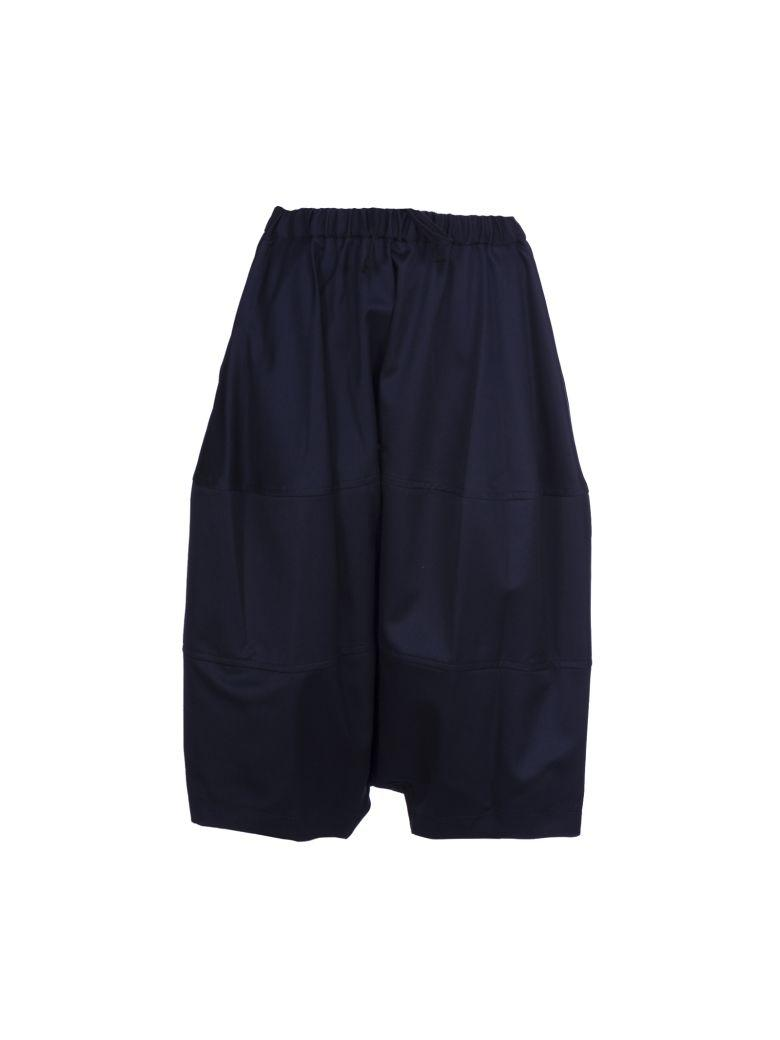 Comme Des Garcons Girl Shorts From  In Navy