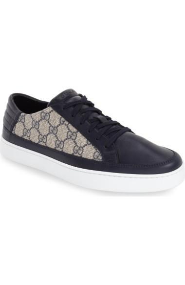 9dce21e78c0a Gucci Men s Common Gg Supreme Low-Top Sneakers