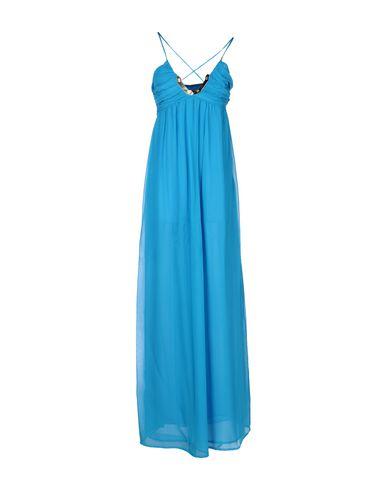 Roberto Cavalli Long Dresses In Turquoise