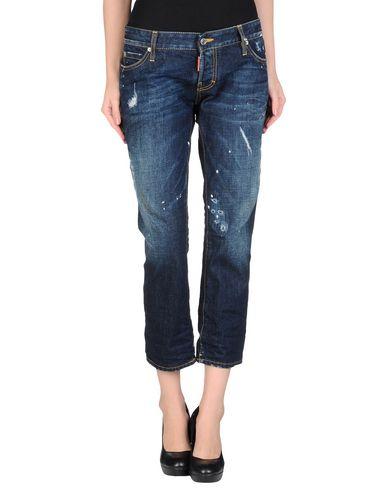 Dsquared2 Denim Pants In Blue