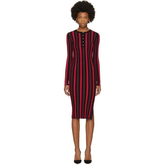 Altuzarra Multicolor Knit Jamie Dress