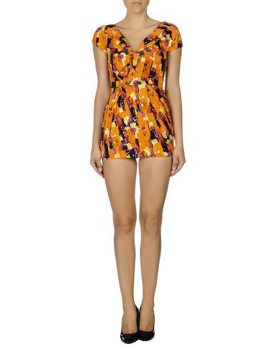Dsquared2 Suit In Orange