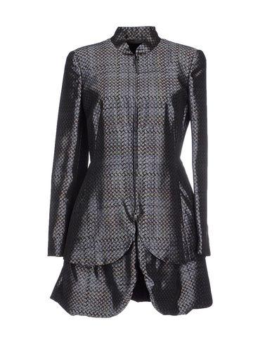 Emporio Armani Coat In Grey