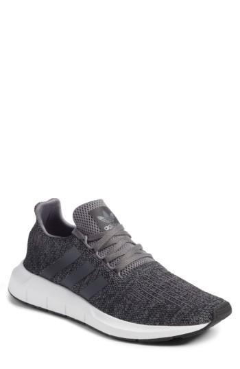 6c045793b Adidas Originals Adidas Men s Swift Run Casual Sneakers From Finish Line In  Grey
