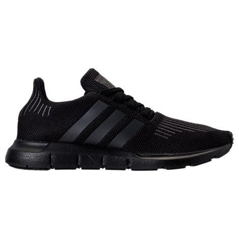 857ddad528 Adidas Originals Adidas Men s Swift Run Casual Sneakers From Finish Line In  Core Black Utility