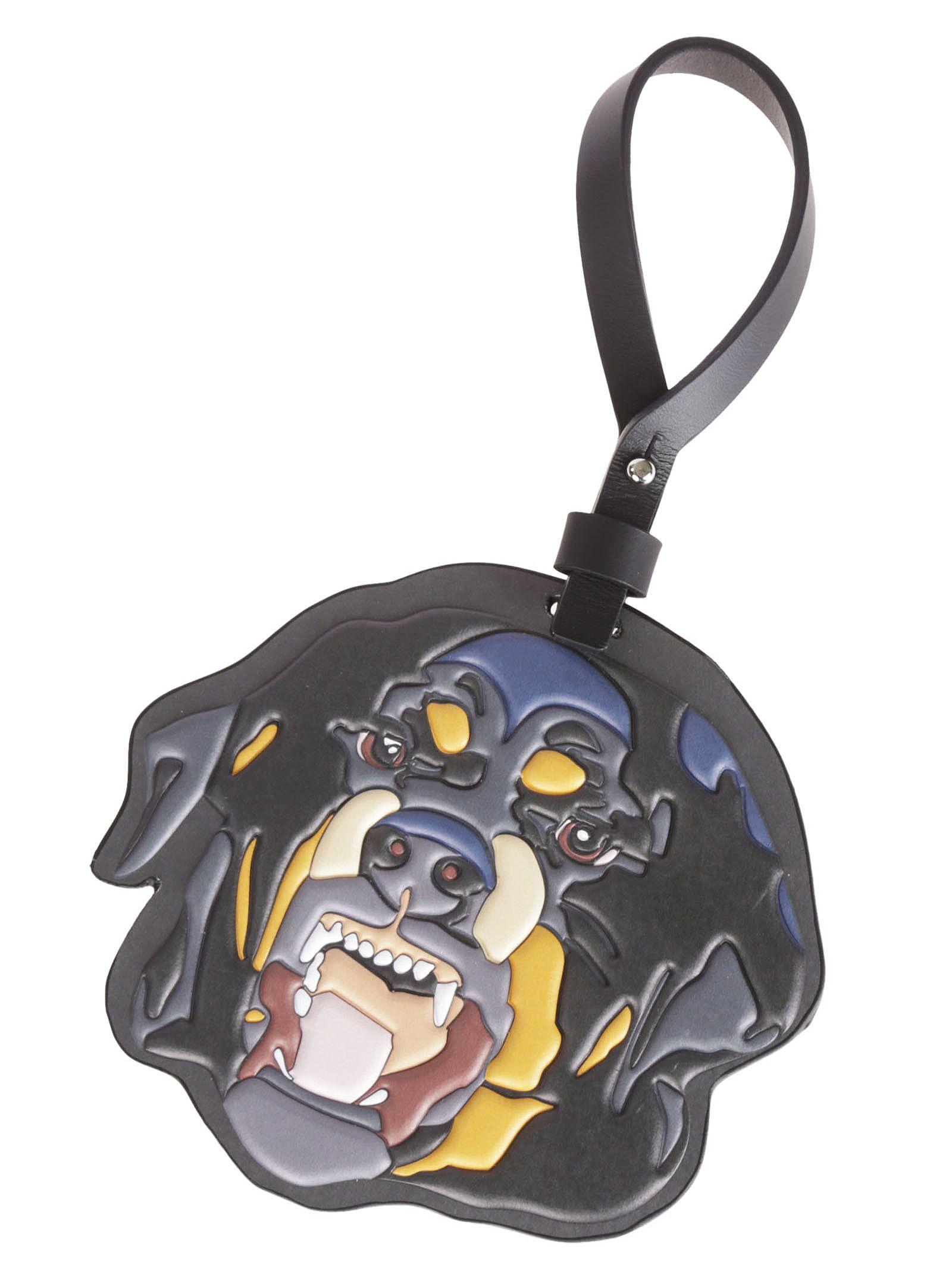 0913af7b1 Givenchy Rottweiler Bag Charm In Black | ModeSens