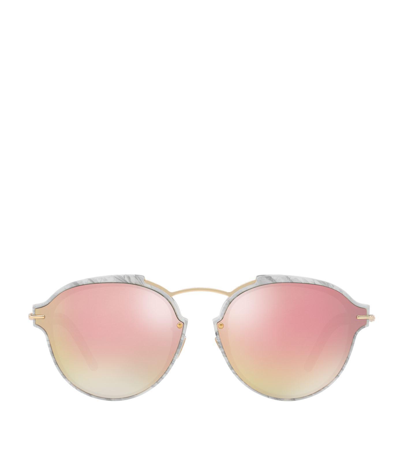 Dior Cd000755 Eclat Sunglasses In Grey