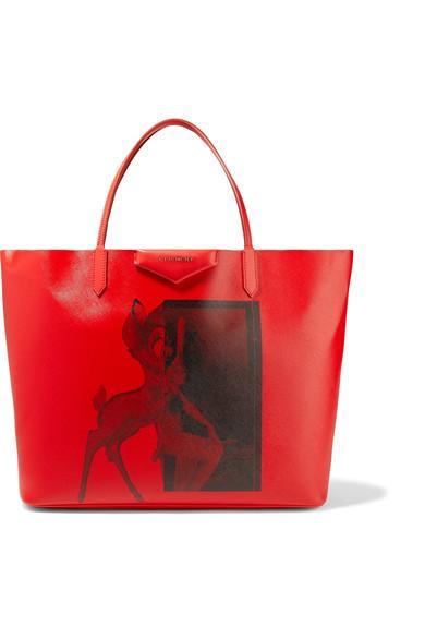 057dc1fcb05f Givenchy Antigona Coated Canvas Shopper Tote Bag