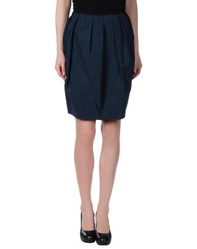 Golden Goose Knee Length Skirts In Deep Jade
