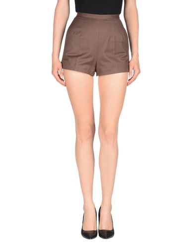 Dsquared2 Shorts In Dark Brown
