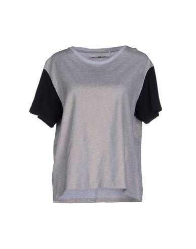 Golden Goose T-shirt In Grey