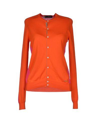 Dsquared2 Cardigan In Orange