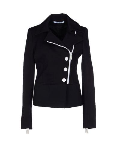 Paco Rabanne Biker Jacket In Black