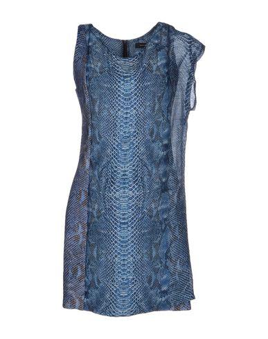 Barbara Bui Short Dress In Pastel Blue