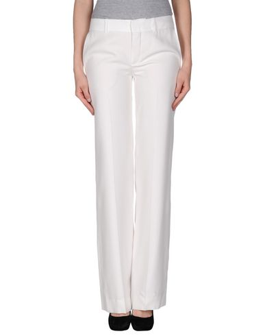 ChloÉ Casual Trouser In White