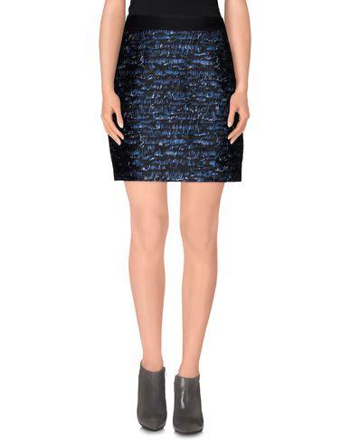 Proenza Schouler Mini Skirts In Slate Blue