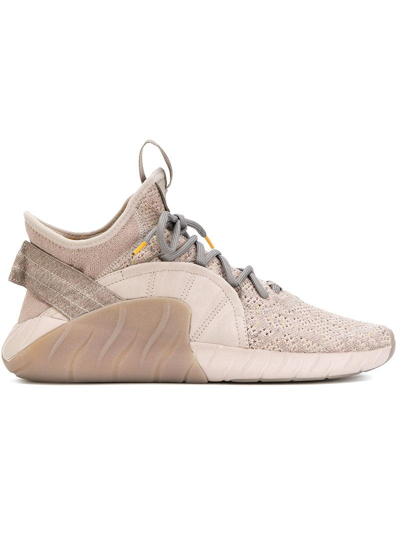reputable site ef63f f8d25 Adidas Originals Tubular Rise Sneakers In Beige By4139 - Beige In White