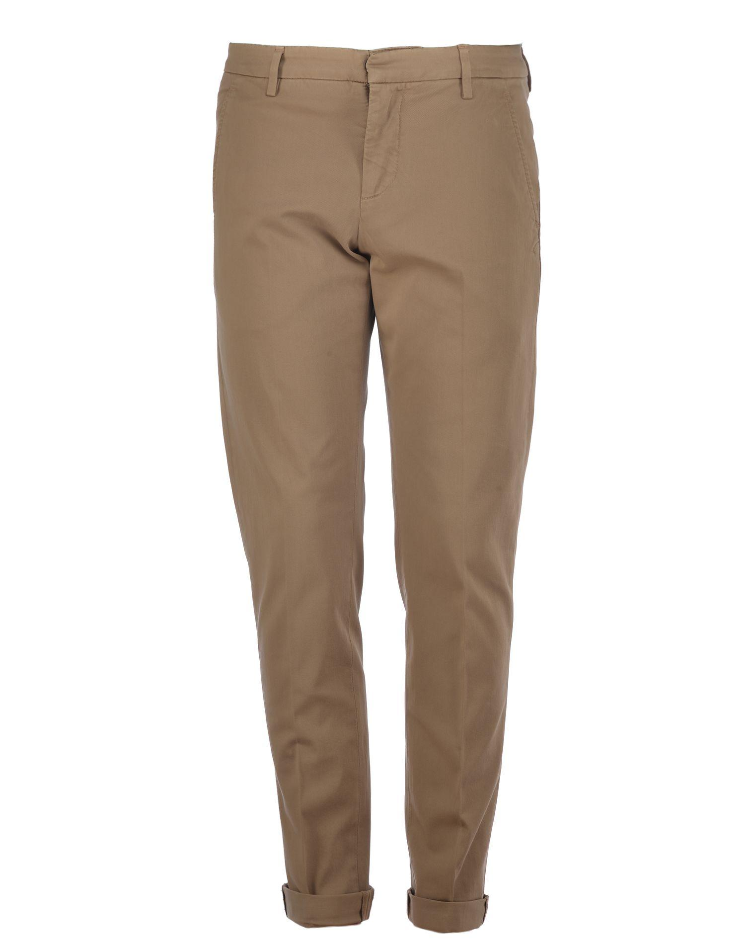 Dondup Gaubert Trousers In Beige