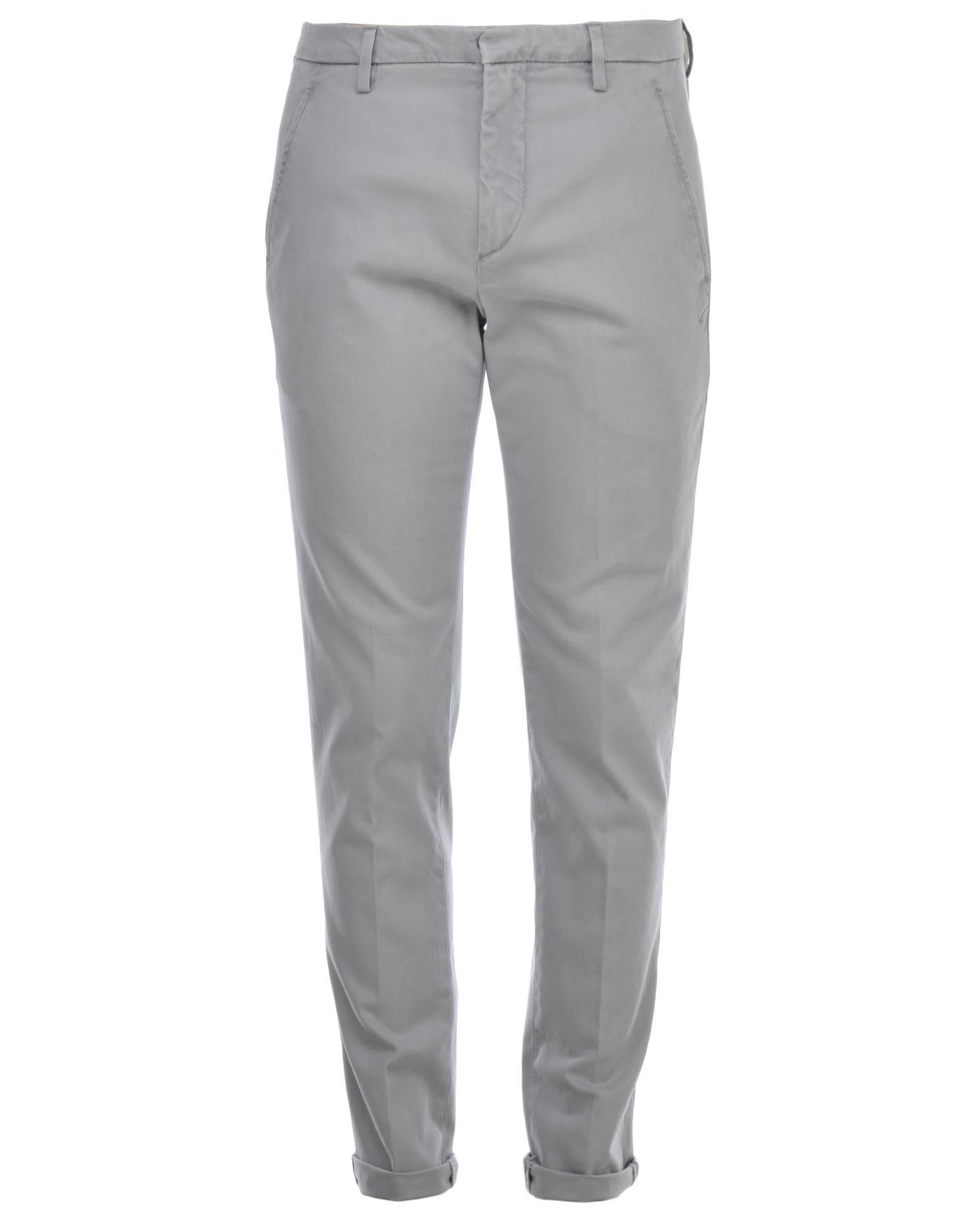 Dondup Gaubert Trousers In Grey