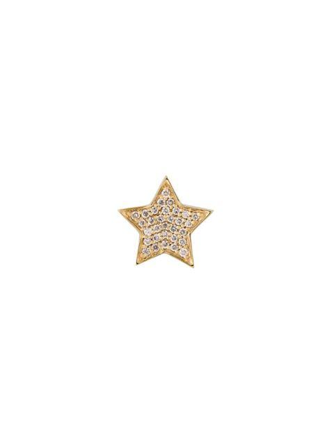 Alinka Stasia Diamond Stud Earring In White