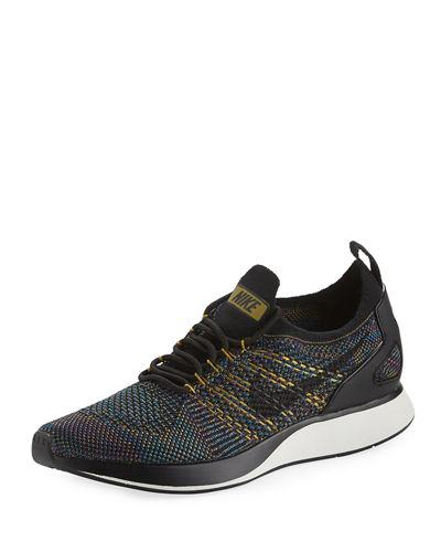 83cb217e65c3d Nike Women s Air Zoom Mariah Flyknit Racer Casual Sneakers From Finish Line  In No Color