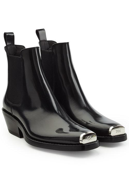 8d0ecd2febd Leather Ankle Boots