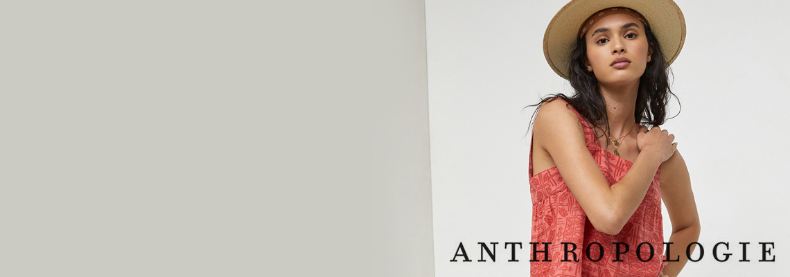 Shop The Latest, At Anthropologie