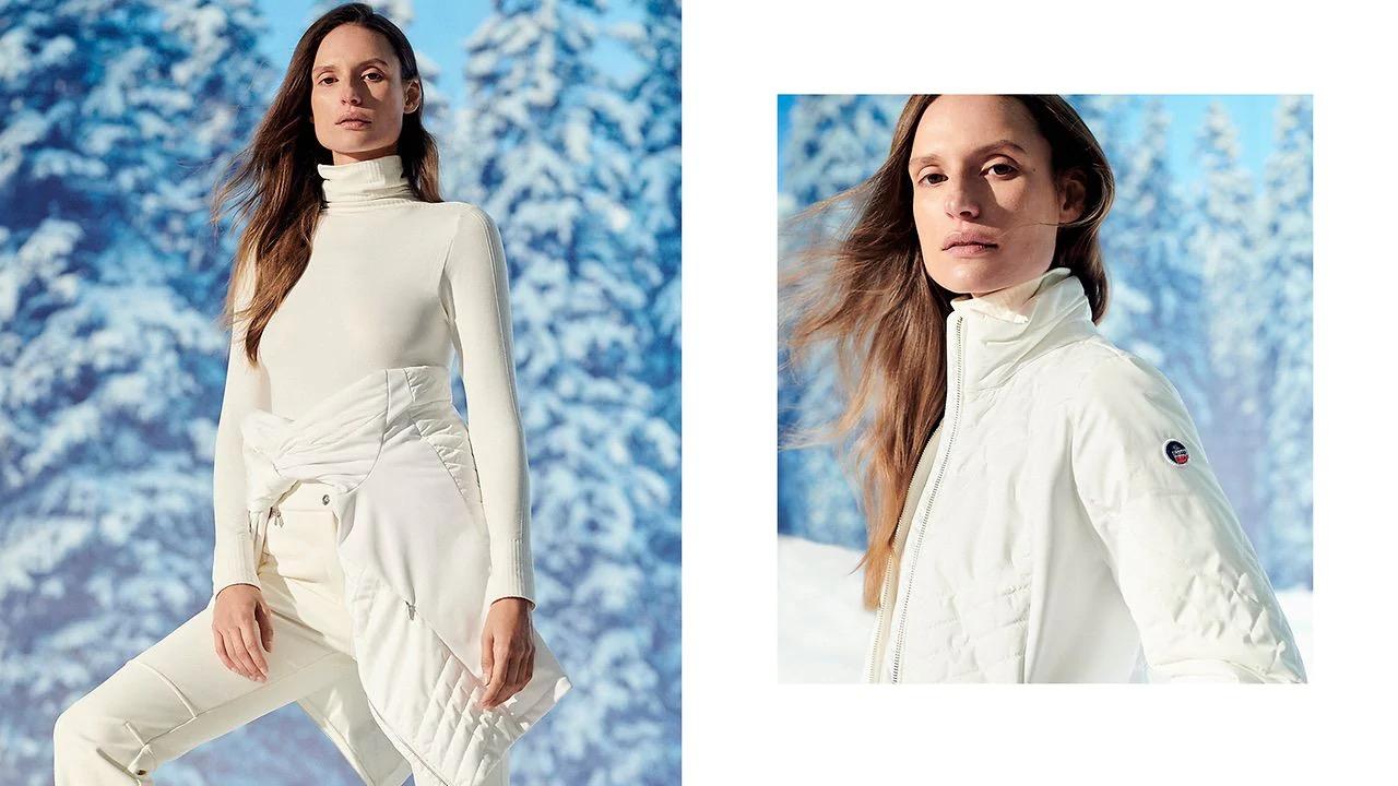 ModeSens 称霸雪坡的秘诀 时尚搭配美女帅哥明星