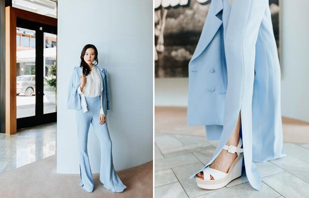 ModeSens Jing Leng Style X Webster | 2019 早秋5套穿搭 时尚搭配美女帅哥明星