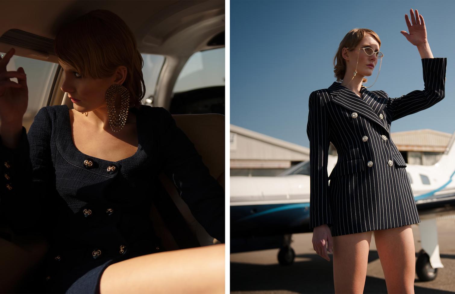 ModeSens 华丽登场:Alessandra Rich Fashion Celebrity Trending Style