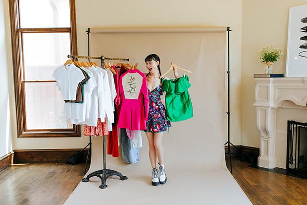 ModeSens 时尚总监冷静 - 少女感爆棚的衣橱新品 时尚搭配美女帅哥明星