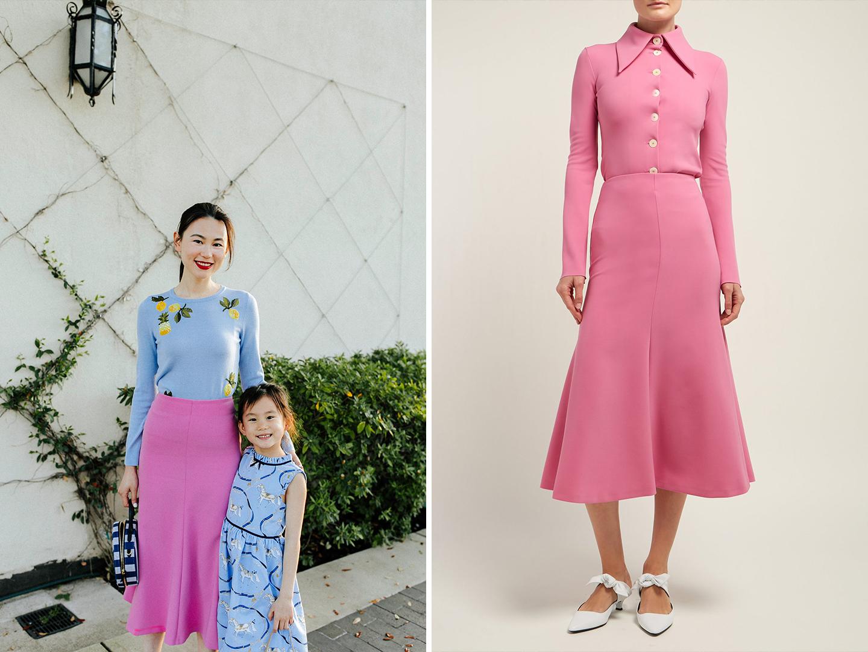 ModeSens ModeSens 时尚总监冷静的早春豪华购物分享 时尚搭配美女帅哥明星