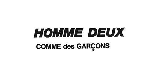 COMME DES GARÇONS HOMME DEUX